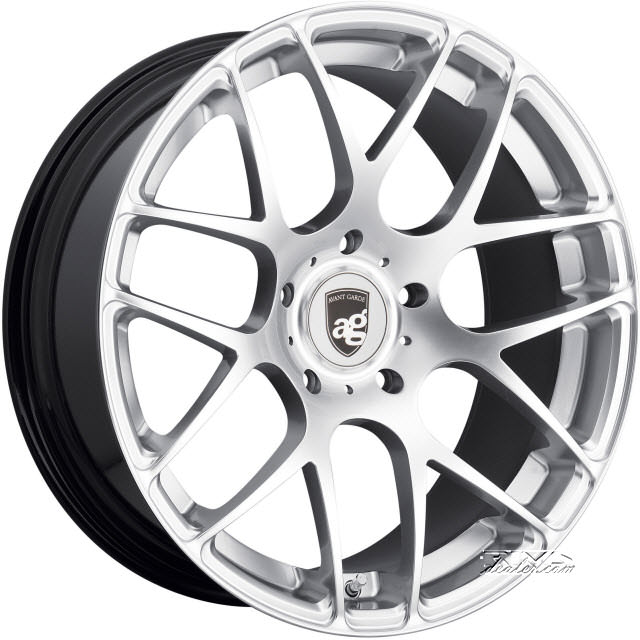 Pictures for Avant Garde Wheels Mesh HyperSilver
