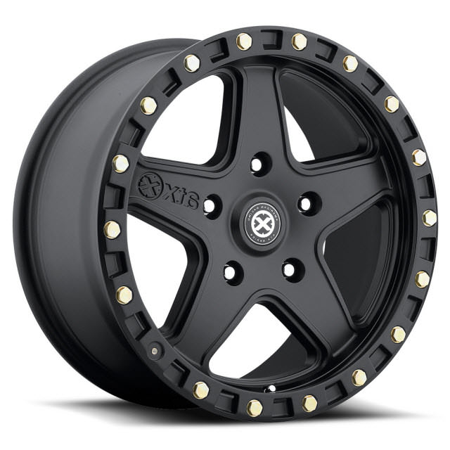 Pictures for ATX SERIES OFFROAD AX194 Ravine Black Flat