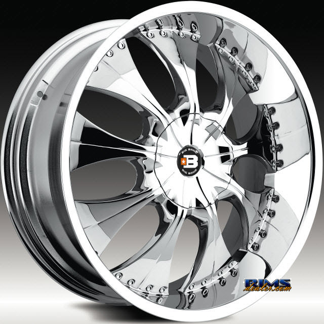 Pictures for BigBang Wheels BB16 Machined w/ Black