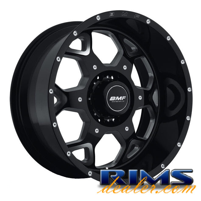 Pictures for BMF Off-Road S.O.T.A. black gloss
