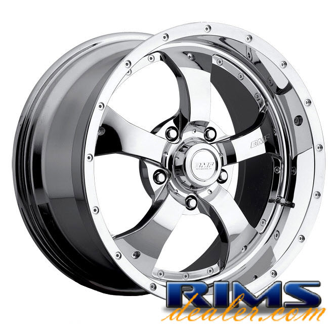 Pictures for BMF Off-Road Novakane (5-Lug) chrome
