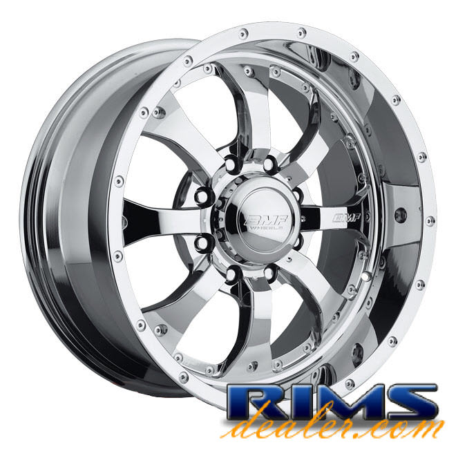 Pictures for BMF Off-Road Novakane (8-Lug) chrome