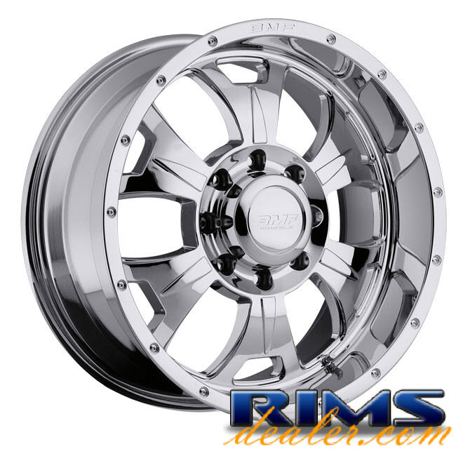 Pictures for BMF Off-Road M-80 (8-Lug) chrome