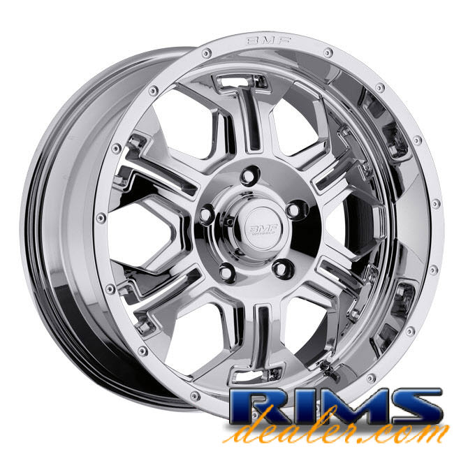 Pictures for BMF Off-Road S.E.R.E. (5-Lug) chrome