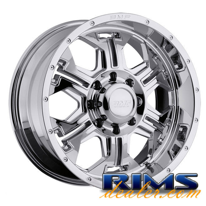 Pictures for BMF Off-Road S.E.R.E. (8-Lug) chrome