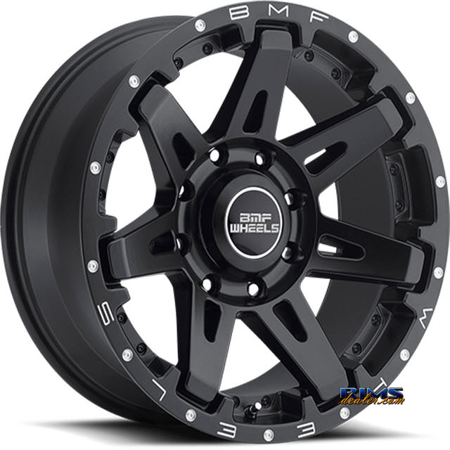 Pictures for BMF Off-Road B.A.T.L. 468SB BLACK FLAT