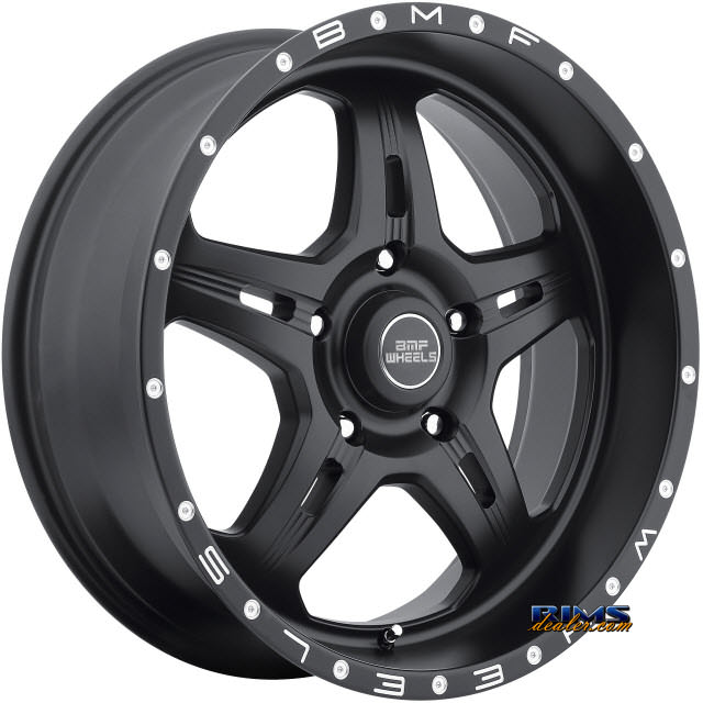 Pictures for BMF Off-Road F.I.T.E 467SB BLACK FLAT