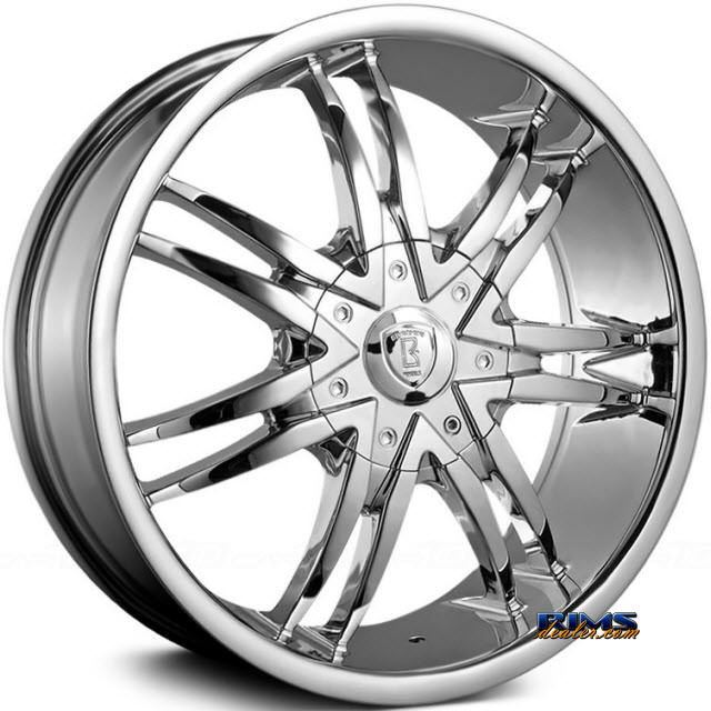 Pictures for BORGHINI B14 chrome