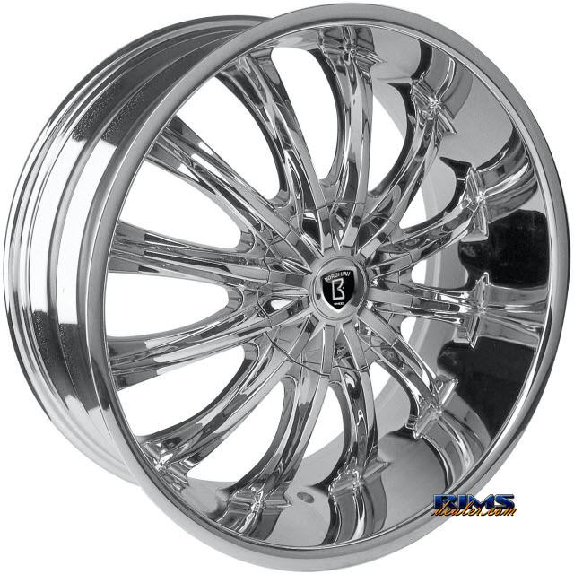 borghini b15 rims and tires packages. borghini b15 chrome ...