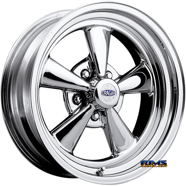 Pictures for CRAGAR 08/61 S/S Super Sport chrome