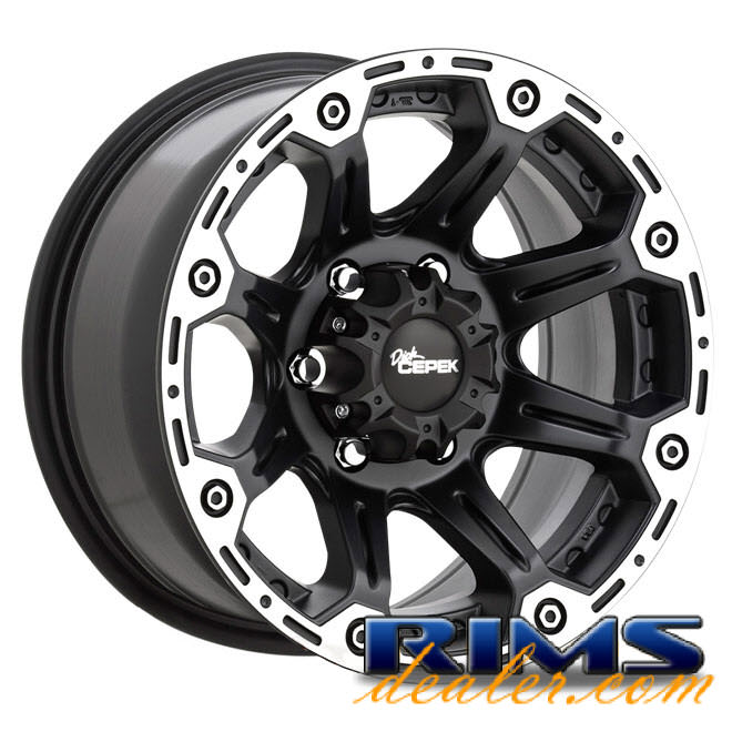 Pictures for Dick Cepek Torque black flat
