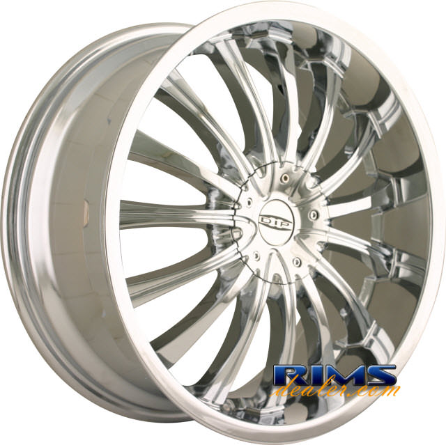 Pictures for Dip Rims HYPE chrome