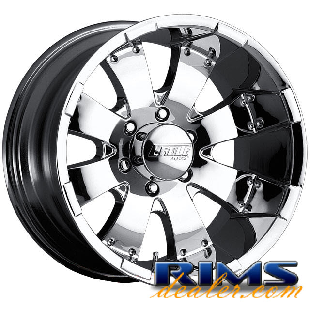 Pictures for EAGLE ALLOYS Series 064 chrome