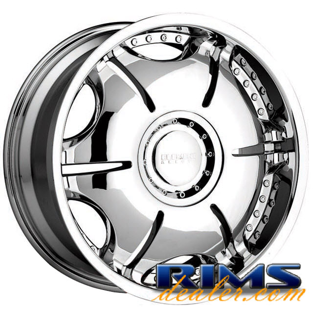 Pictures for ELEMENT E960 chrome