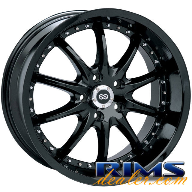 Pictures for ENKEI Lf-10 black gloss