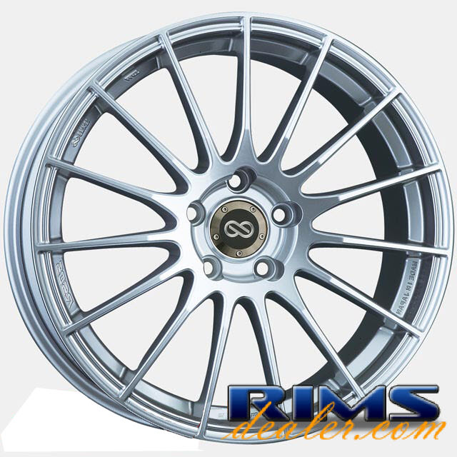 Pictures for ENKEI RS05 silver gloss