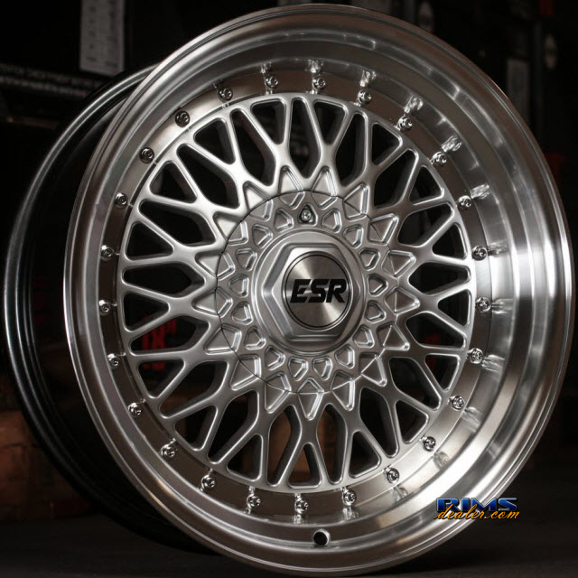 Pictures for ESR Wheels SR03 HYPERSILVER