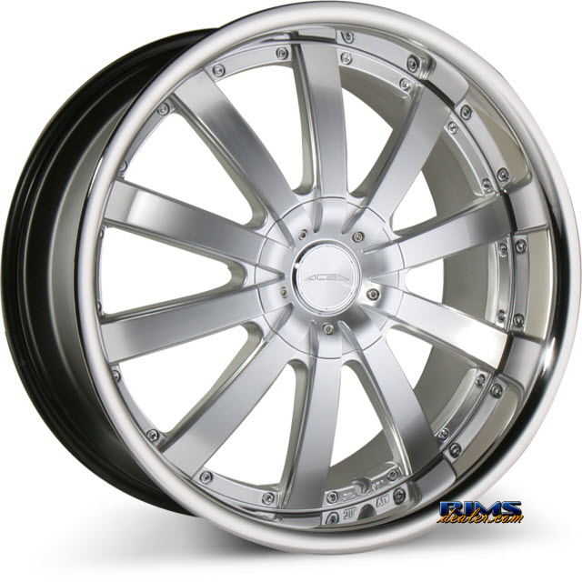 Pictures for Ace Alloy EXECUTIVE C853 - Stainless Steel Lip HyperSilver