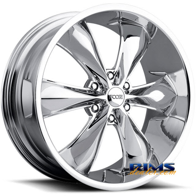 Pictures for FOOSE Legend Six chrome