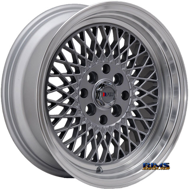 Pictures for F1R Wheels F01 Hyperblack