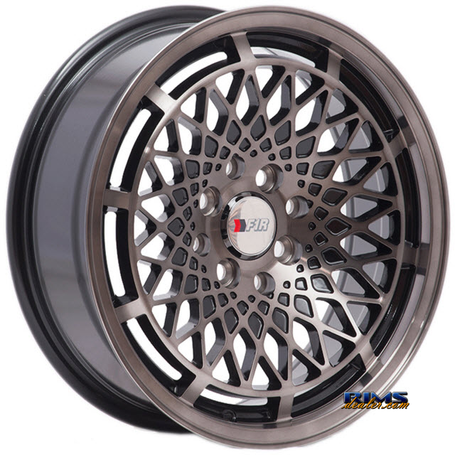 Pictures for F1R Wheels F06 Hyperblack
