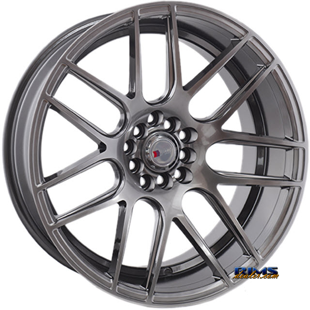 Pictures for F1R Wheels F18 Hyperblack