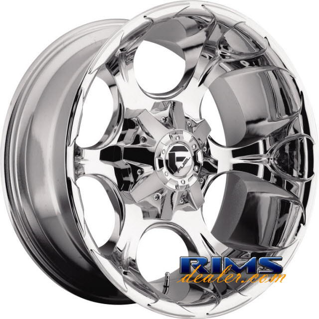 Pictures for Fuel Off-Road DUNE chrome