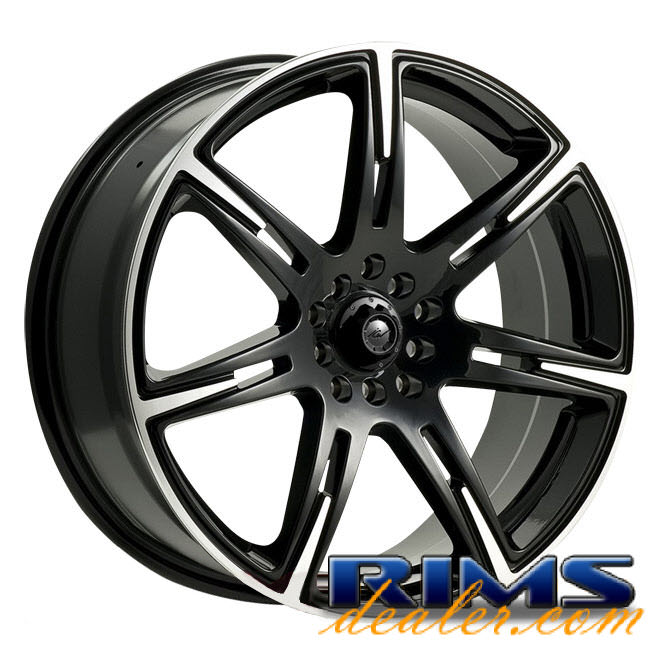 Pictures for ICW RACING 210MB - Kamikaze machined w/ black