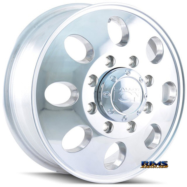 Pictures for Ion Alloy Wheels 167 off-road polished
