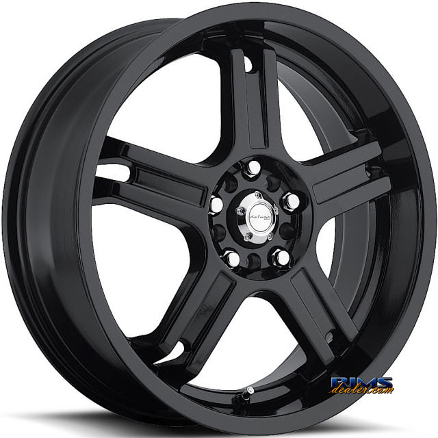 Pictures for KATANA WHEELS RZ5 Black Gloss