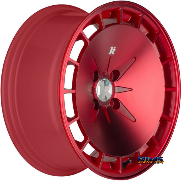 Pictures for Klutch Wheels KM16 Red