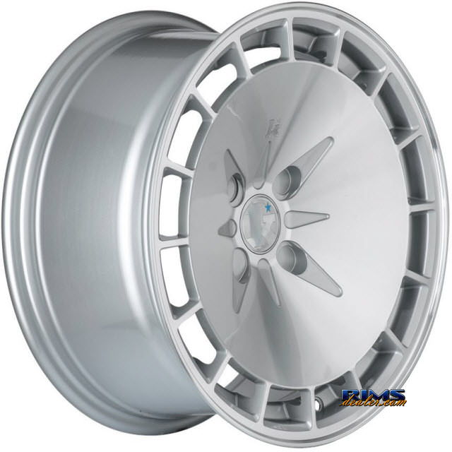 Pictures for Klutch Wheels KM16 Silver Flat