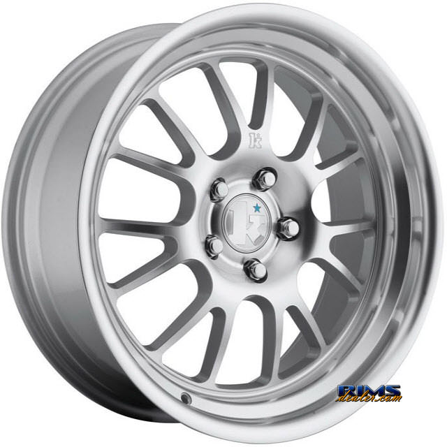 Pictures for Klutch Wheels SL14 Silver Gloss
