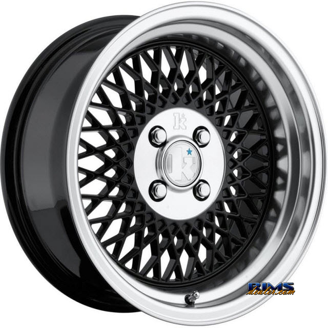 Pictures for Klutch Wheels SL1 Machined w/ Black
