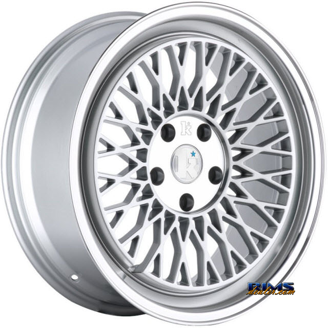 Pictures for Klutch Wheels SL1 Silver Flat
