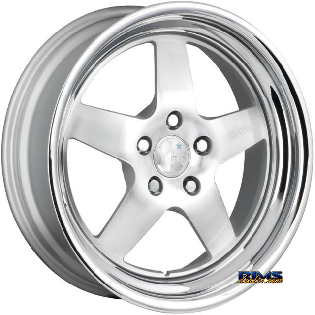 Pictures for Klutch Wheels SL5 Silver Gloss