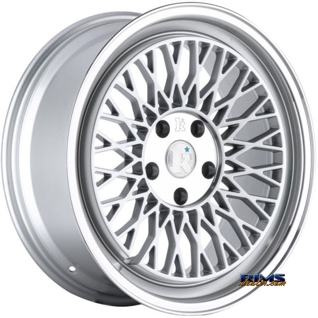 Pictures for Klutch Wheels SLC1 Silver Gloss