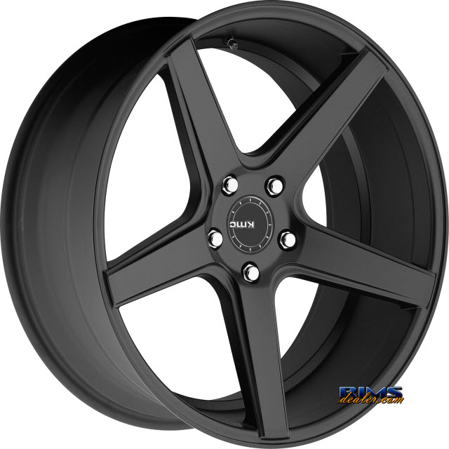 Pictures for KMC KM685 District SATIN BLACK