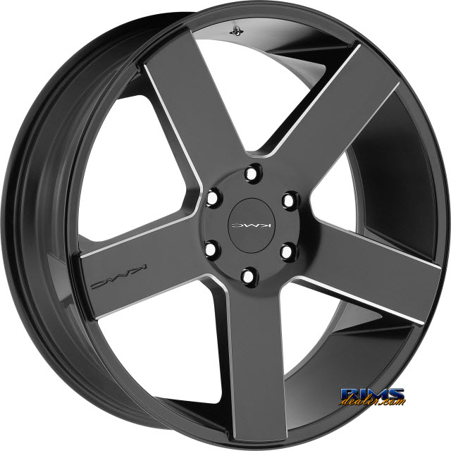 Pictures for KMC KM690 Satin Black