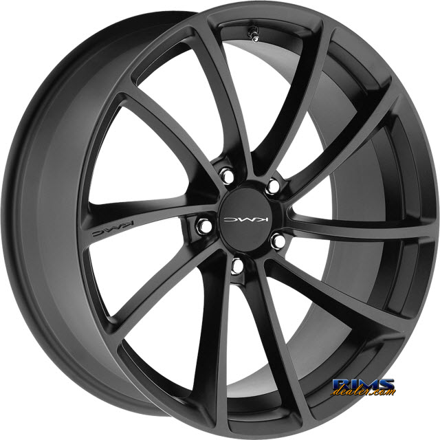 Pictures for KMC KM691 SATIN BLACK