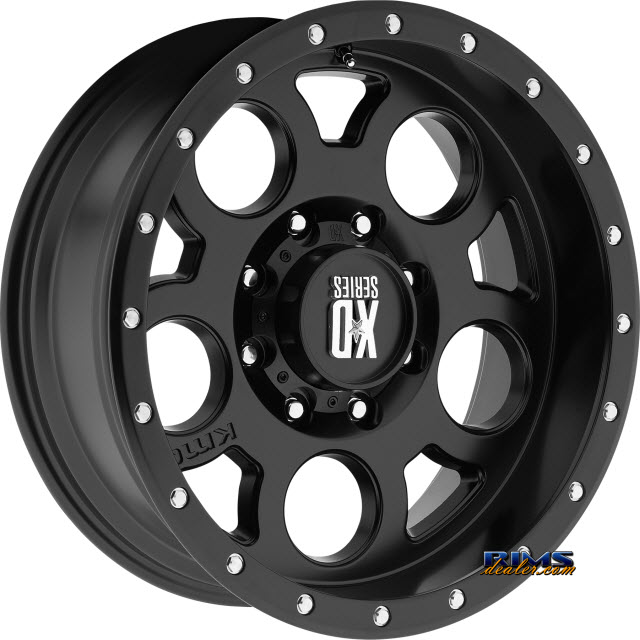 Pictures for KMC XD Off-Road XD126 SATIN BLACK