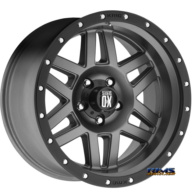 Pictures for KMC XD Off-Road XD128 Black Flat
