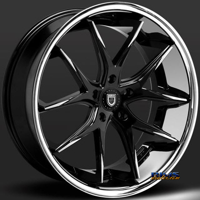 Pictures for LEXANI R-TWELVE - MBS black gloss