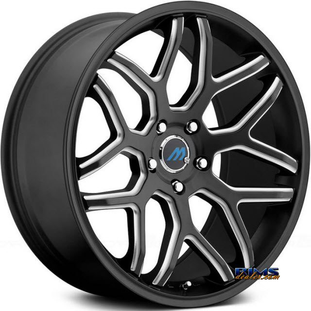 Pictures for Mach ME.8 Satin Black