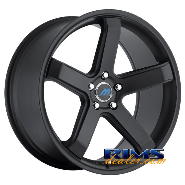 Pictures for Mach M5 black flat
