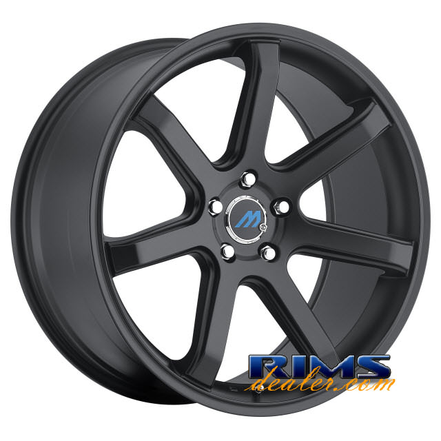 Pictures for Mach M7 black flat