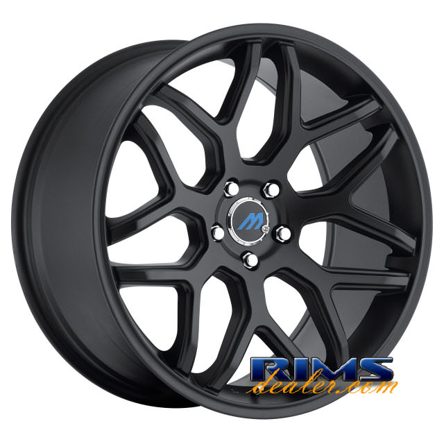 Pictures for Mach M8 black flat