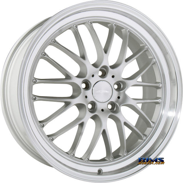 Pictures for Ace Alloy SL-M D715 - Diamond Lip Silver Flat
