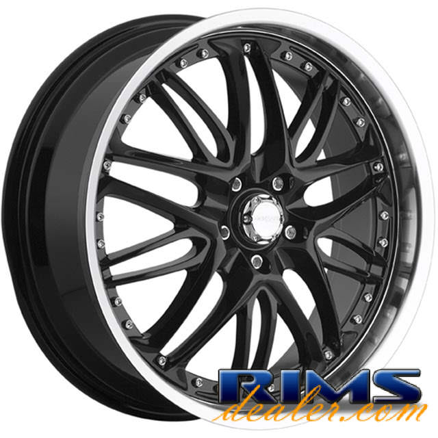 Pictures for Menzari Inferno Z01 black gloss