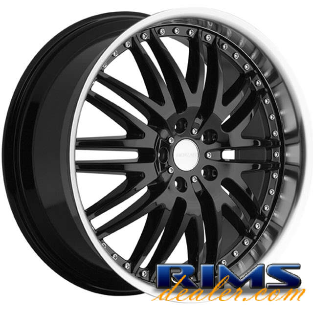 Pictures for Menzari M Sport Z04 black gloss